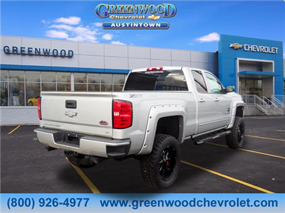 2018 Silverado 1500 Double Cab 4x4, Pickup #J36240 - photo 2