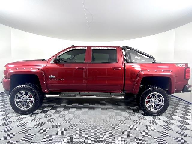 2018 Silverado 1500 Crew Cab 4x4,  Pickup #J36337 - photo 3