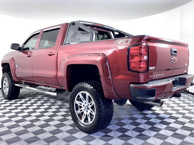 2018 Silverado 1500 Crew Cab 4x4,  Pickup #J36337 - photo 2