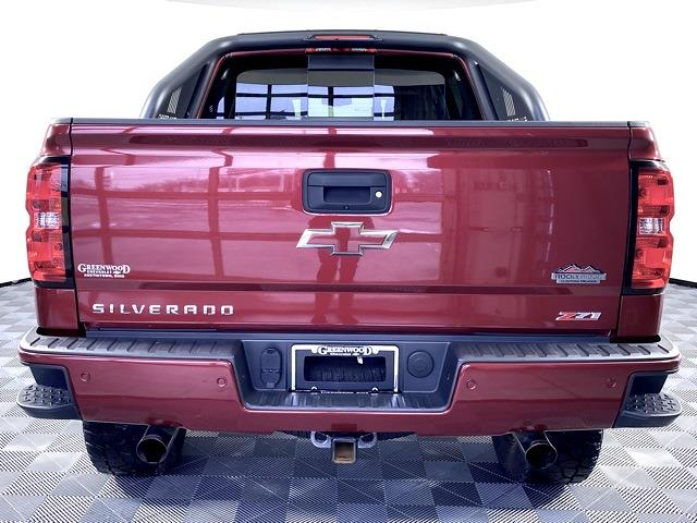 2018 Silverado 1500 Crew Cab 4x4,  Pickup #J36337 - photo 4
