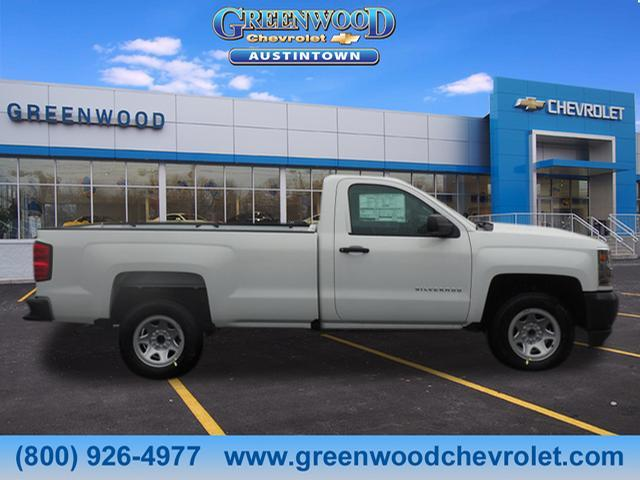 2018 Silverado 1500 Regular Cab 4x2,  Pickup #J36350 - photo 3