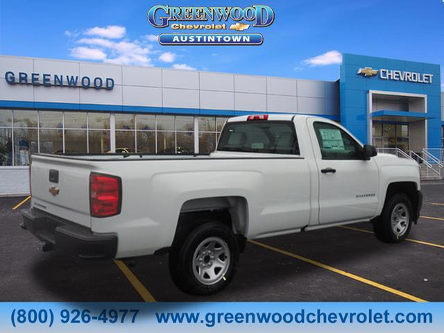 2018 Silverado 1500 Regular Cab 4x2,  Pickup #J36350 - photo 2