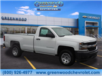 2018 Silverado 1500 Regular Cab 4x2,  Pickup #J36350 - photo 1