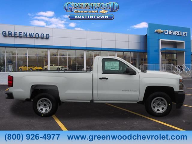 2018 Silverado 1500 Regular Cab 4x2,  Pickup #J36352 - photo 3