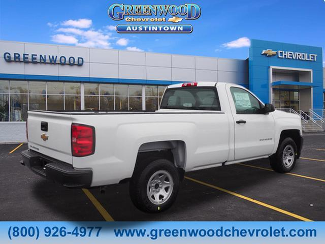 2018 Silverado 1500 Regular Cab 4x2,  Pickup #J36352 - photo 2