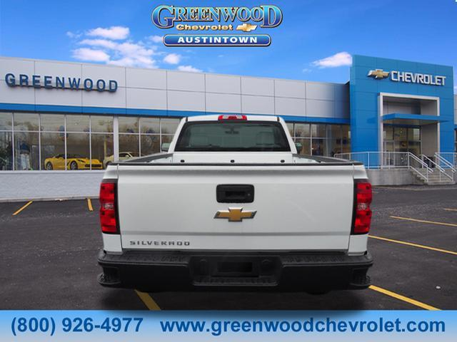 2018 Silverado 1500 Regular Cab 4x2,  Pickup #J36352 - photo 4