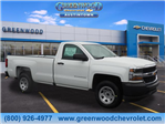 2018 Silverado 1500 Regular Cab 4x2,  Pickup #J36352 - photo 1