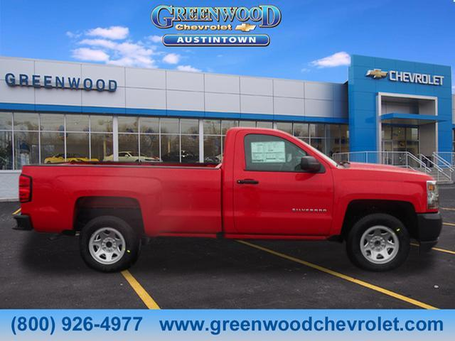 2018 Silverado 1500 Regular Cab 4x2,  Pickup #J36353 - photo 3