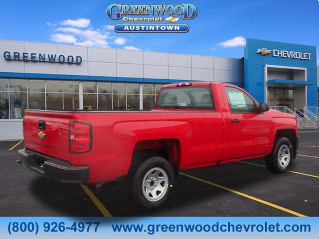 2018 Silverado 1500 Regular Cab 4x2,  Pickup #J36353 - photo 2