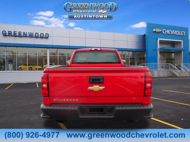 2018 Silverado 1500 Regular Cab 4x2,  Pickup #J36353 - photo 4