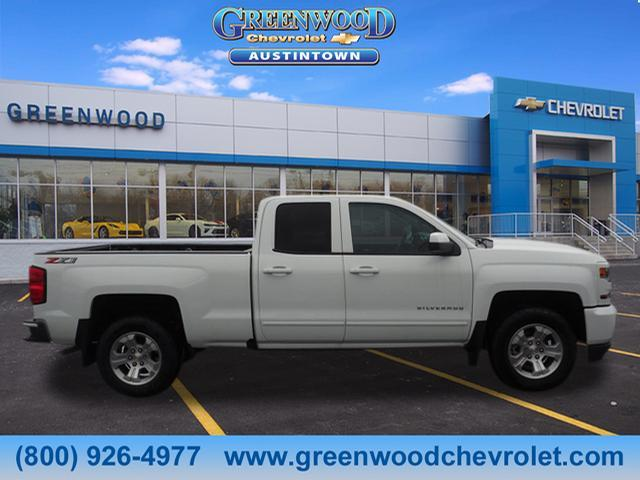 2018 Silverado 1500 Double Cab 4x4, Pickup #J36357 - photo 3