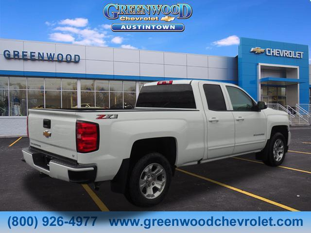 2018 Silverado 1500 Double Cab 4x4, Pickup #J36357 - photo 2