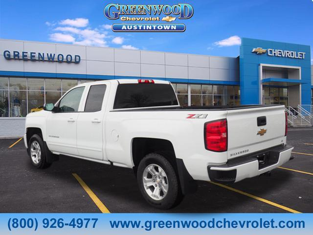 2018 Silverado 1500 Double Cab 4x4, Pickup #J36357 - photo 4