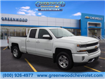 2018 Silverado 1500 Double Cab 4x4, Pickup #J36357 - photo 1