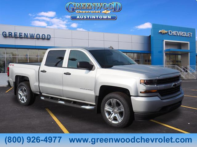 2018 Silverado 1500 Crew Cab 4x4,  Pickup #J36388 - photo 1