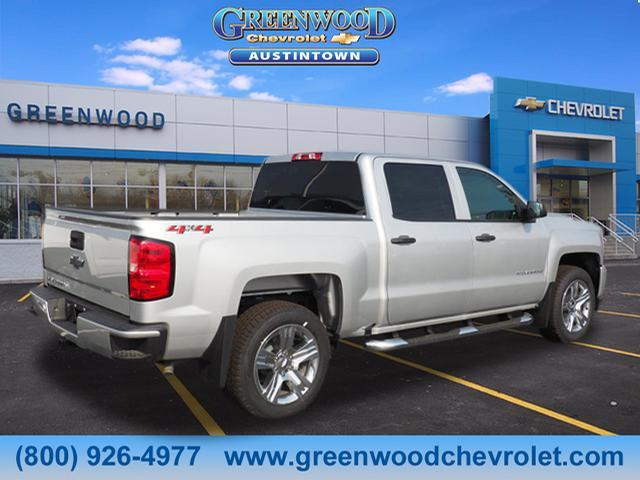 2018 Silverado 1500 Crew Cab 4x4,  Pickup #J36388 - photo 2