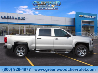 2018 Silverado 1500 Crew Cab 4x4,  Pickup #J36388 - photo 3