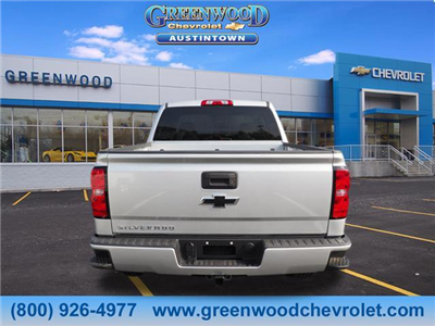 2018 Silverado 1500 Crew Cab 4x4,  Pickup #J36388 - photo 4