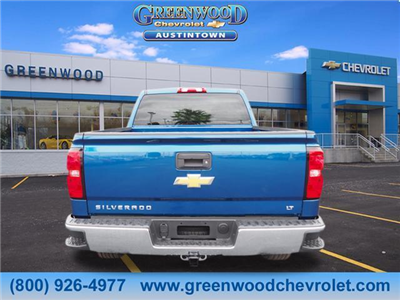 2018 Silverado 1500 Double Cab 4x4,  Pickup #J36420 - photo 4