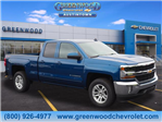 2018 Silverado 1500 Double Cab 4x4,  Pickup #J36420 - photo 1