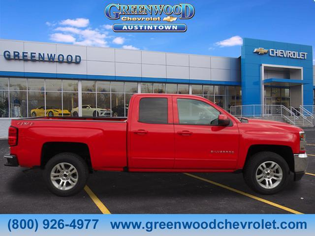 2018 Silverado 1500 Double Cab 4x4, Pickup #J36421 - photo 8