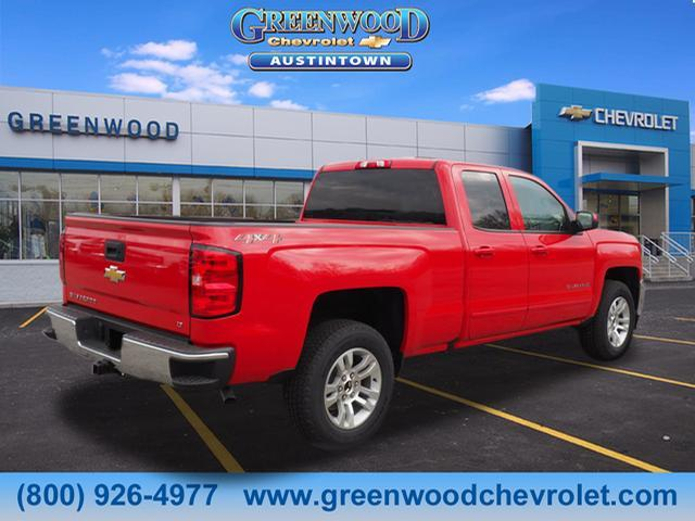 2018 Silverado 1500 Double Cab 4x4, Pickup #J36421 - photo 2