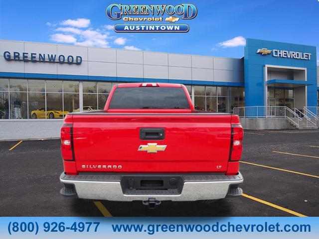 2018 Silverado 1500 Double Cab 4x4, Pickup #J36421 - photo 9