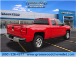 2018 Silverado 1500 Double Cab 4x4, Pickup #J36421 - photo 1