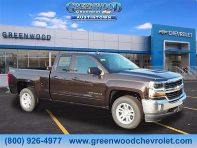 2018 Silverado 1500 Double Cab 4x4,  Pickup #J36422 - photo 1