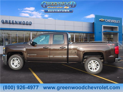2018 Silverado 1500 Double Cab 4x4,  Pickup #J36422 - photo 3