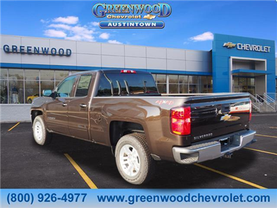 2018 Silverado 1500 Double Cab 4x4,  Pickup #J36422 - photo 2