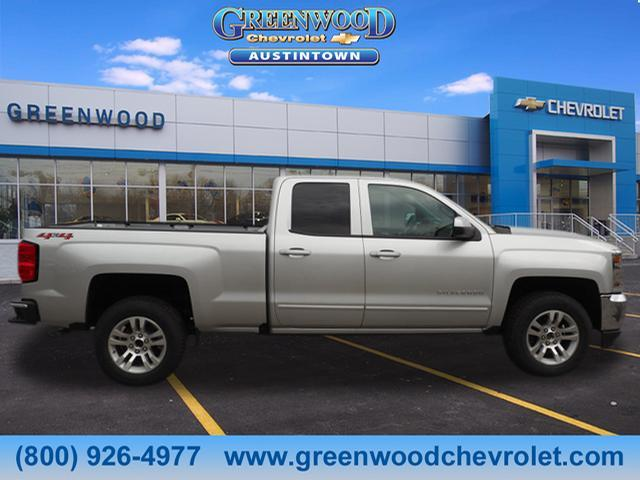 2018 Silverado 1500 Double Cab 4x4, Pickup #J36423 - photo 8
