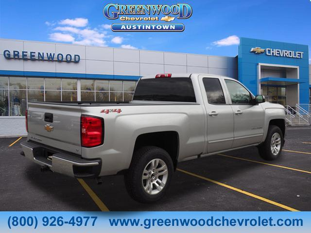 2018 Silverado 1500 Double Cab 4x4, Pickup #J36423 - photo 2