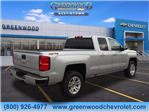 2018 Silverado 1500 Double Cab 4x4, Pickup #J36423 - photo 1