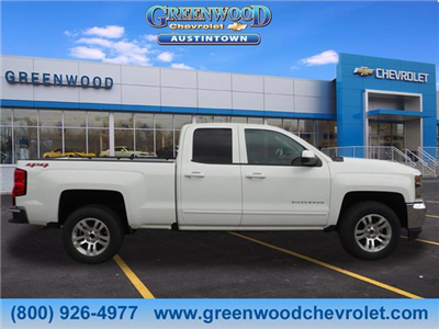 2018 Silverado 1500 Double Cab 4x4, Pickup #J36425 - photo 8