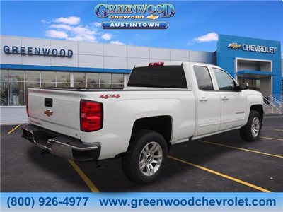 2018 Silverado 1500 Double Cab 4x4, Pickup #J36425 - photo 2