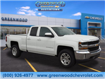 2018 Silverado 1500 Double Cab 4x4, Pickup #J36425 - photo 1