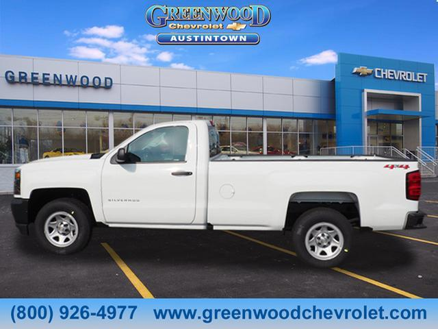 2018 Silverado 1500 Regular Cab 4x4,  Pickup #J36442 - photo 3