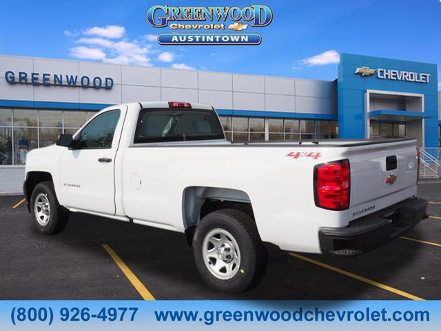 2018 Silverado 1500 Regular Cab 4x4,  Pickup #J36442 - photo 2