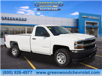 2018 Silverado 1500 Regular Cab 4x4,  Pickup #J36442 - photo 1