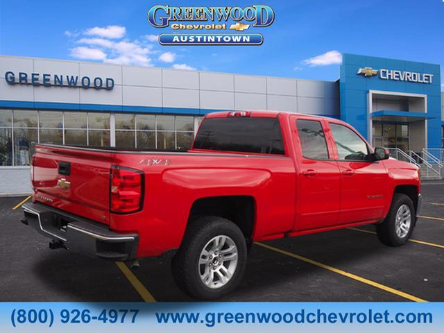 2018 Silverado 1500 Double Cab 4x4, Pickup #J36445 - photo 2