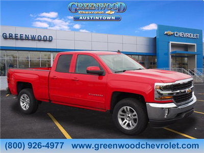 2018 Silverado 1500 Double Cab 4x4, Pickup #J36445 - photo 1