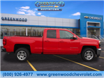 2018 Silverado 1500 Double Cab 4x4, Pickup #J36445 - photo 8