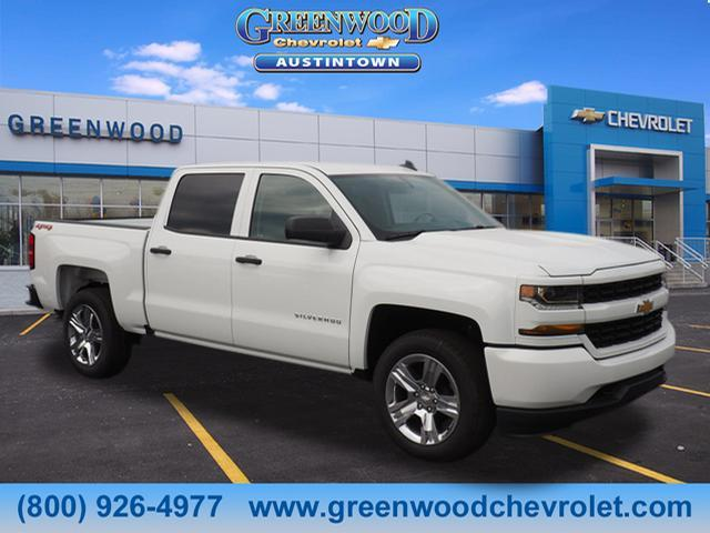 2018 Silverado 1500 Crew Cab 4x4,  Pickup #J36519 - photo 1