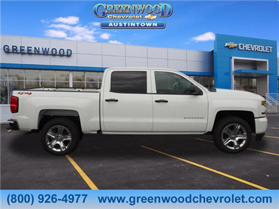 2018 Silverado 1500 Crew Cab 4x4,  Pickup #J36519 - photo 8