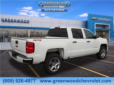 2018 Silverado 1500 Crew Cab 4x4,  Pickup #J36519 - photo 2
