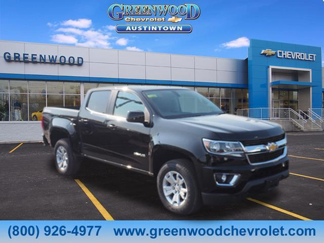 2018 Colorado Crew Cab 4x4,  Pickup #J36579 - photo 1