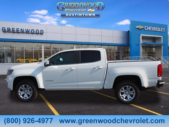 2018 Colorado Crew Cab 4x2,  Pickup #J36632 - photo 3