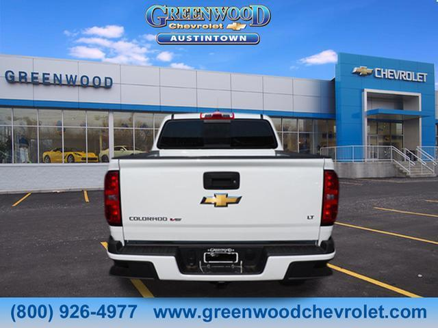 2018 Colorado Crew Cab 4x2,  Pickup #J36632 - photo 4