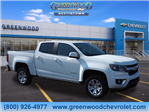 2018 Colorado Crew Cab 4x2,  Pickup #J36632 - photo 1